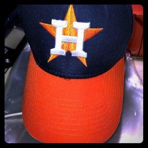 Houston Astros MLB adjustable baseball cap